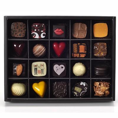 [제이브라운] 정영택 쉐프의 발렌타인데이 초콜릿 기프트 20T