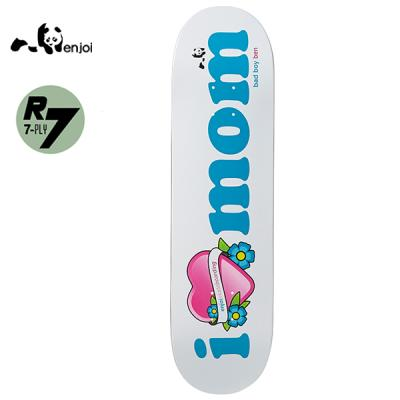 [ENJOI] BEN RAEMERS I HEART SERIES R7 DECK 31.7 x 8.25
