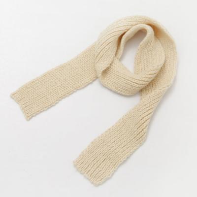 Mini Tie Knit Muffler
