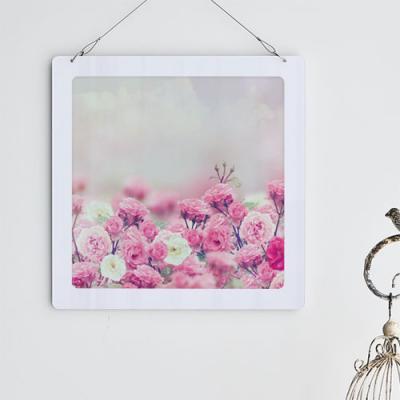np535-행잉액자_그림같이아름다운꽃들(사각중형)