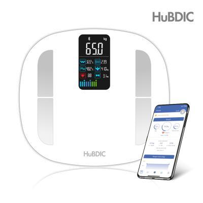 휴비딕 13 in 1 디지털 체지방계 체중계 HBF-3200BT