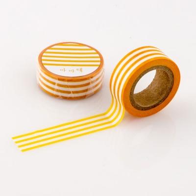 줄무늬가 오렌지 마마테