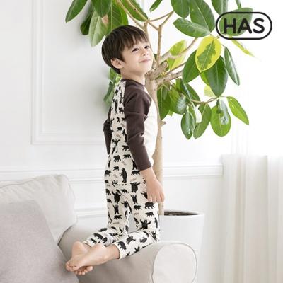 [HAS] 18FW 아동 내의 실내복_싱잉베어