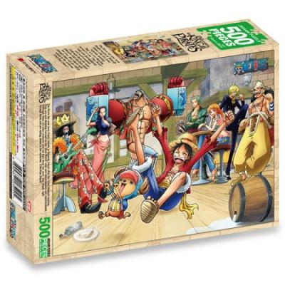 원피스 퍼즐 파티타임 500 피스 직소퍼즐