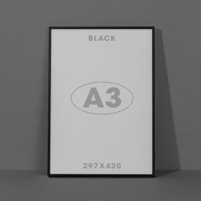 아트 프레임 - 블랙