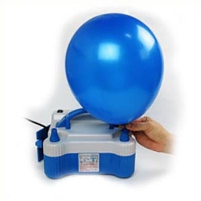 행사장 이벤트 자동 풍선 바람 넣기 2구 인플레이터