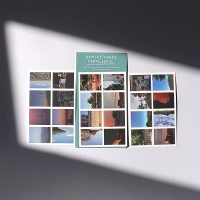 [프롬하오팅] Photo Stickers - ver02. SEOUL