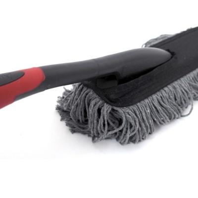 차량 세차 관리 자동차 용품 면사 먼지 털이개 1+1