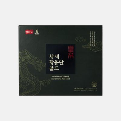 한삼근 황제 황용단 골드 3.75g x 30환