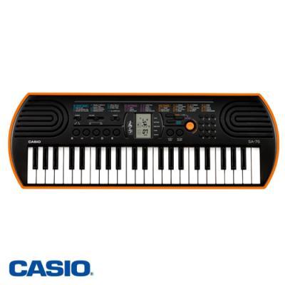 [CASIO/공식수입정품] 카시오 전자 키보드 SA-76
