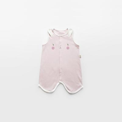 [메르베] 토끼 아기수면조끼_사계절용