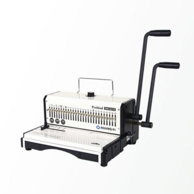 [카피어랜드] 2:1와이어링 제본기 WS-5210/링표지증정