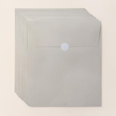 기프트 봉투 베이지브라운 8x10 - 10매