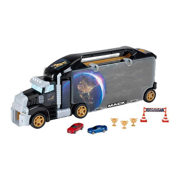 MACK 카 캐리어 트럭 세트