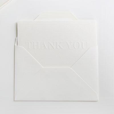 [파브리아노] 카드 THANK YOU
