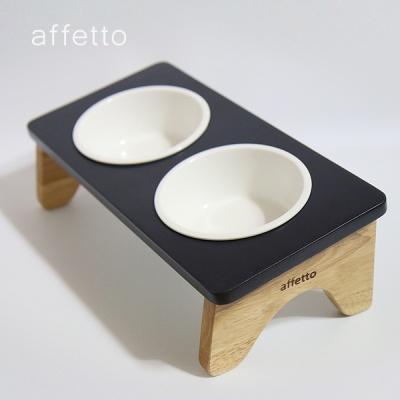 아페토 웰 원목식탁세트-2구 (네이비)