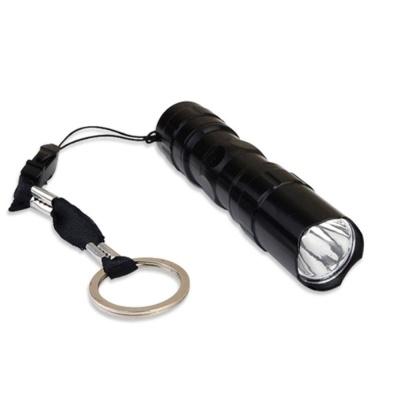 원터치 LED 휴대용 작은 손전등 라이트 후레시 랜턴