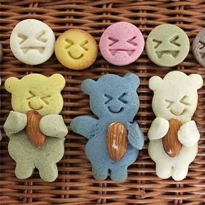 쿠키커터- 야호 팔벌린 곰돌이