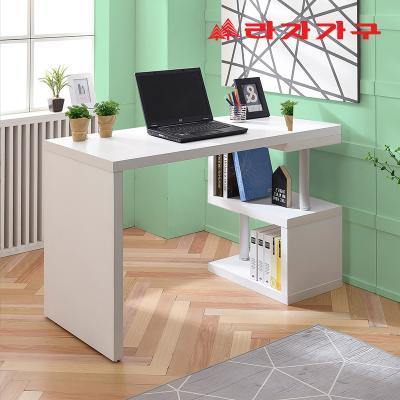 무노 멀티 미니 2단 H형 책상 세트 1600