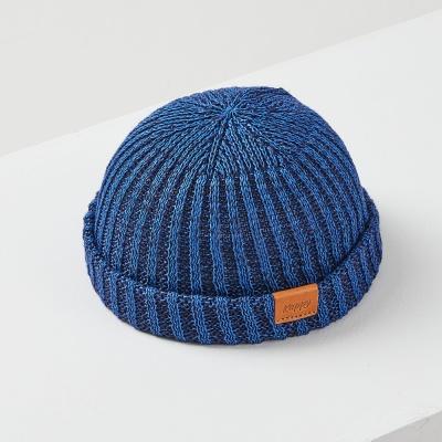 캐피디자인 와치캡 (블루)