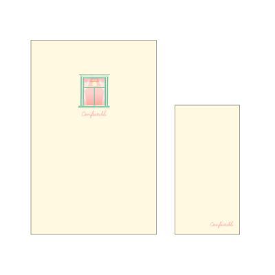 1000 편지지-윈도우(옐로)