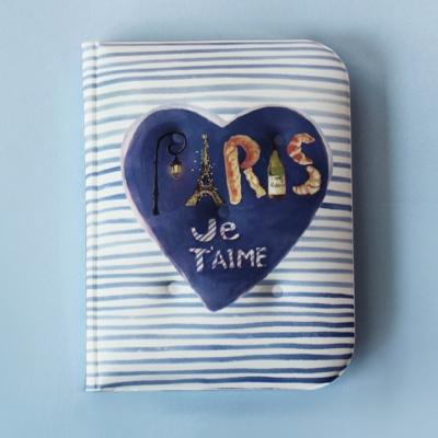 BLUE PARIS MINI DREAMI 블루 파리 미니 드리미 노트