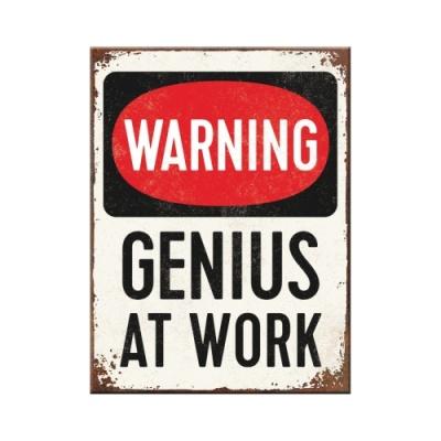 [14352] Genius at Work