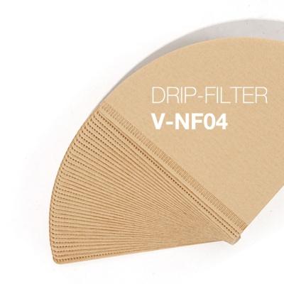 [빈플러스] V형 커피필더 커피 여과지 NF04 (3~4인용)