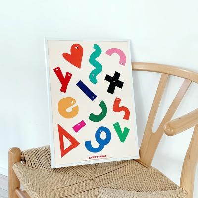 [KEEERI x BFMA] EVERYTHING 포스터 A4,A3