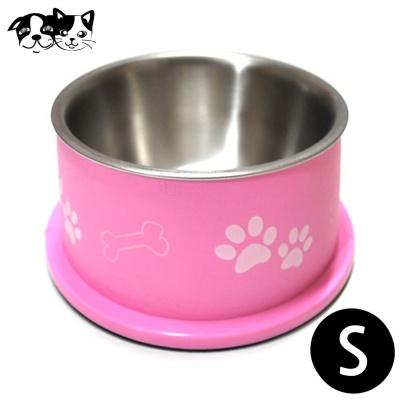 도기프랜드 발바닥 식기 핑크 (S) (300ml)