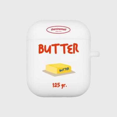 butter 125gr 에어팟 케이스 [white]