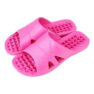 EVA 트임형 욕실화(핑크) 화장실 욕실 슬리퍼