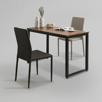 디보엘 식탁 세트A 1200 + 의자 2개포함 (착불)