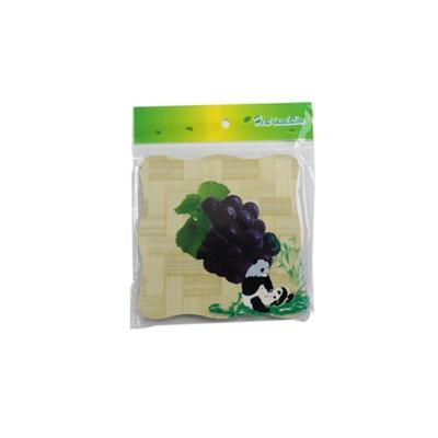 냄비 받침 인화 (과일)