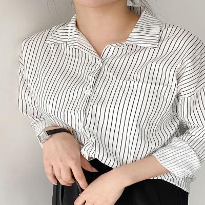 마들렌셔츠 가을 여성 신상 데일리룩 심플