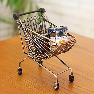 [콩지] 빈티지 쇼핑 카트