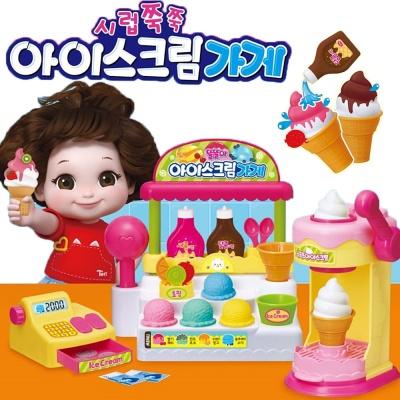 미미월드 똘똘이 시럽쭉쭉 아이스크림가게 / 장난감