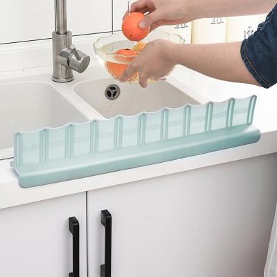 아파트32(APT32) 실리콘 싱크대 물막이/ 물튀김 방지