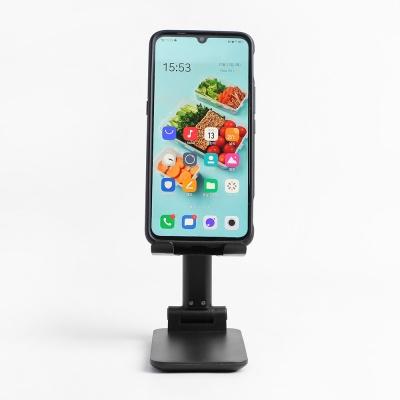 콤팩트 접이식 스마트폰 거치대(블랙)/ 휴대폰거치대