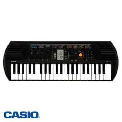[CASIO/공식수입정품] 카시오 전자 키보드 SA-77
