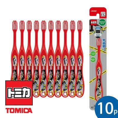 토미카 15 유아용 칫솔 STEP2(3~5세) 10P 세트