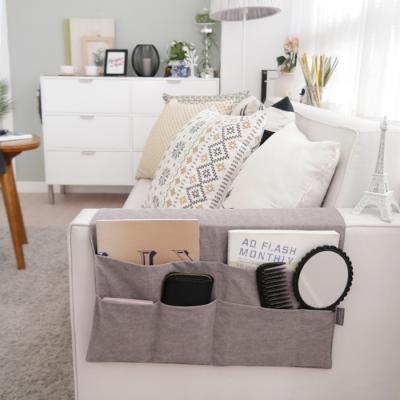 그레잇 베드사이드포켓/침대소파 수납파우치 3color
