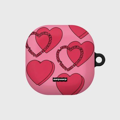 Love Love Love-pink(buds live hard)