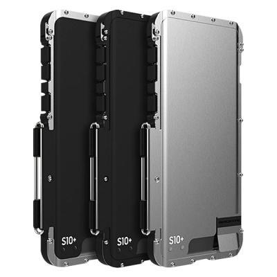 P025 아이폰11프로 올스틸 풀커버 메탈 케이스