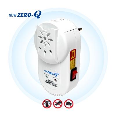 뉴 제로큐8 해충퇴치기 초음파+공기청정+바퀴+개미+쥐 ZEROQ-8