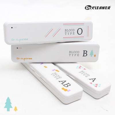 혈액형 휴대용 칫솔살균기 BIO-701