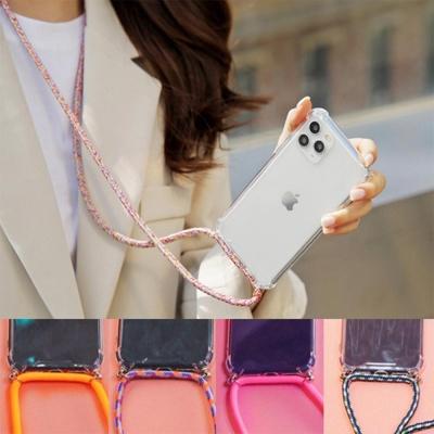 갤럭시S10E 연예인 넥스트랩 투명 젤리 휴대폰 케이스