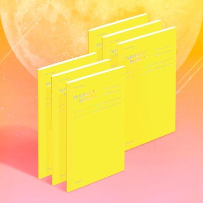 [컬러칩] 텐미닛 플래너 31DAYS - 문라이트 6EA