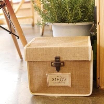 쥬트 내추럴 박스(stuffs)