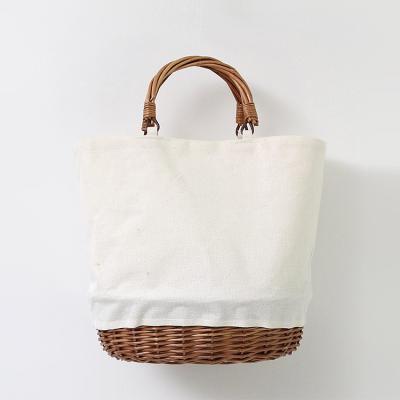 Cotton Handle Bag